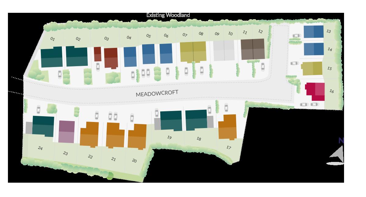 Meadowcroft-sitemap